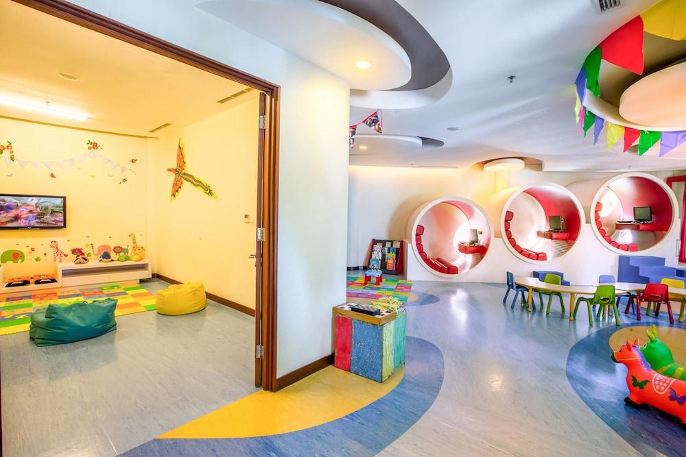 코트야드 바이 메리어트 발리 누사 두아 리조트(Courtyard by Marriott Bali Nusa Dua Resort) Hotel Image 44 - Childrens Play Area - Indoor