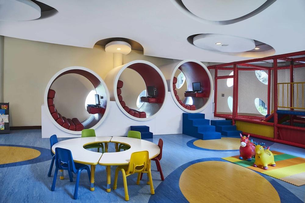 코트야드 바이 메리어트 발리 누사 두아 리조트(Courtyard by Marriott Bali Nusa Dua Resort) Hotel Image 43 - Childrens Play Area - Indoor