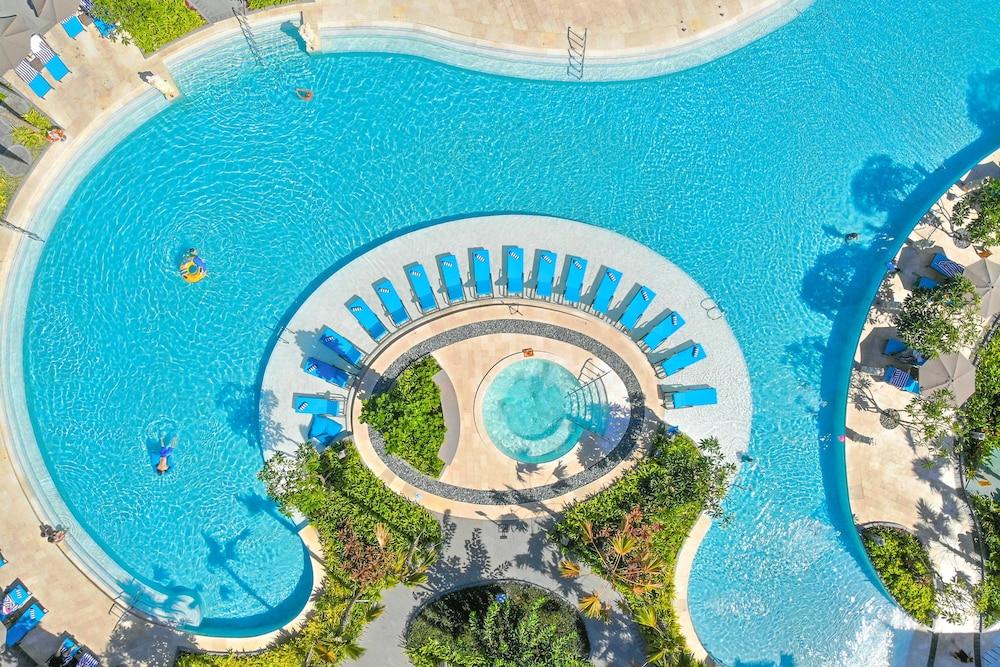 코트야드 바이 메리어트 발리 누사 두아 리조트(Courtyard by Marriott Bali Nusa Dua Resort) Hotel Image 41 - Aerial View