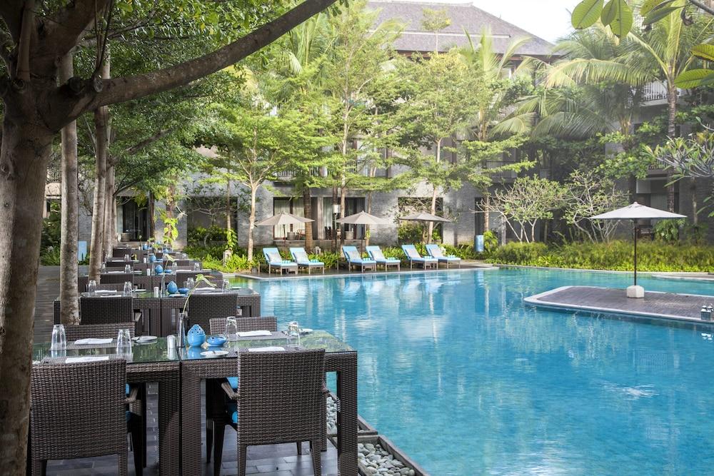 코트야드 바이 메리어트 발리 누사 두아 리조트(Courtyard by Marriott Bali Nusa Dua Resort) Hotel Image 46 - Restaurant