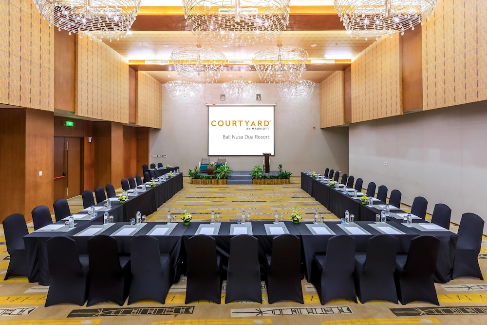 코트야드 바이 메리어트 발리 누사 두아 리조트(Courtyard by Marriott Bali Nusa Dua Resort) Hotel Image 65 - Meeting Facility