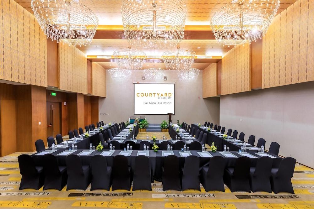 코트야드 바이 메리어트 발리 누사 두아 리조트(Courtyard by Marriott Bali Nusa Dua Resort) Hotel Image 67 - Meeting Facility