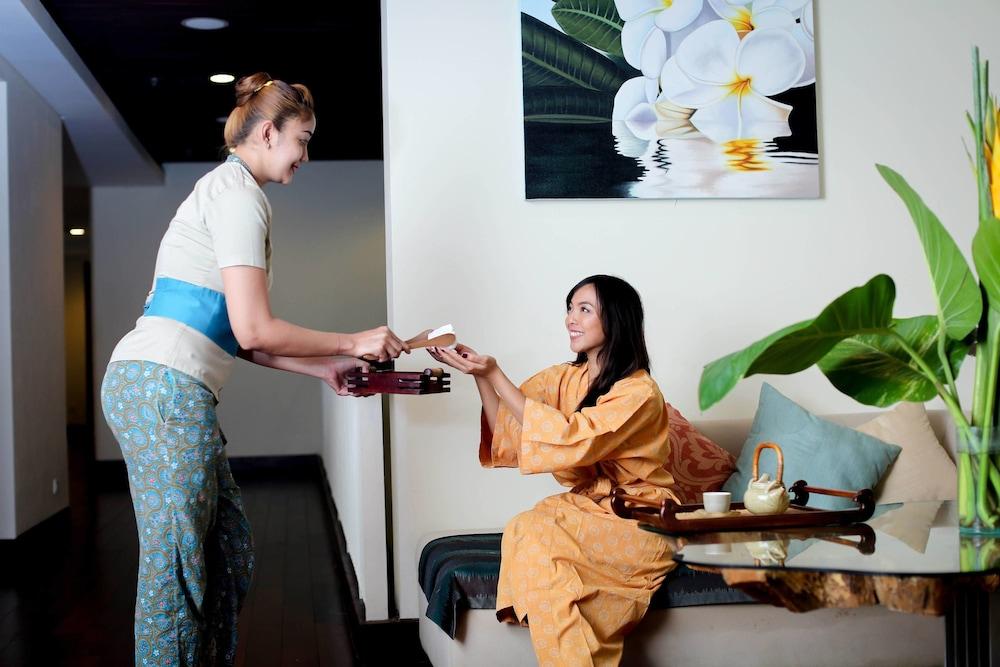 코트야드 바이 메리어트 발리 누사 두아 리조트(Courtyard by Marriott Bali Nusa Dua Resort) Hotel Image 27 - Spa