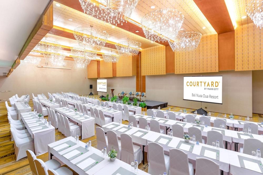 코트야드 바이 메리어트 발리 누사 두아 리조트(Courtyard by Marriott Bali Nusa Dua Resort) Hotel Image 68 - Meeting Facility