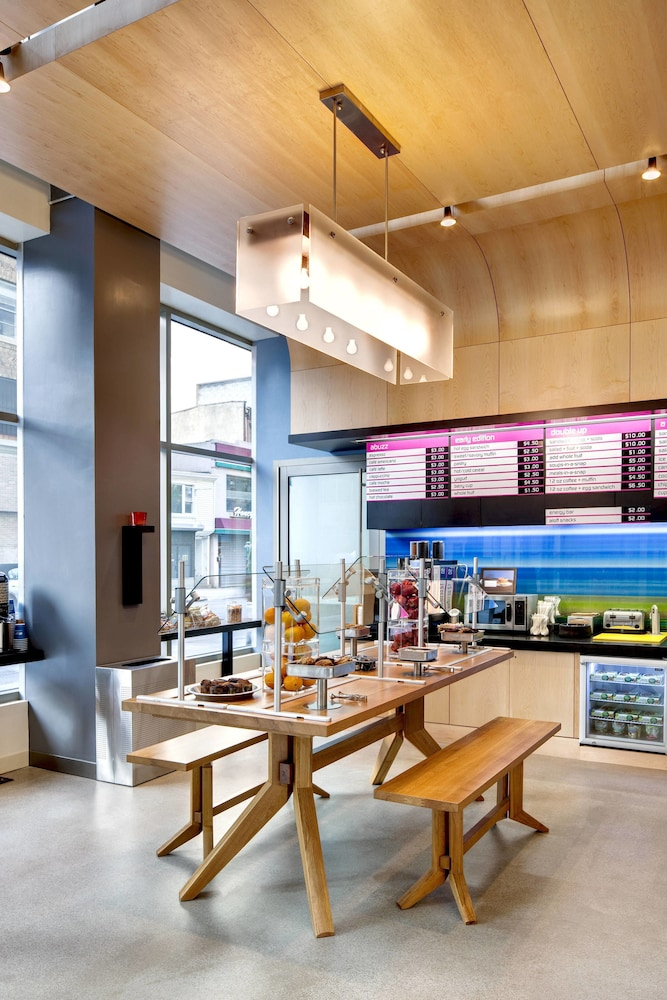 알로프트 뉴욕 브루클린(Aloft New York Brooklyn) Hotel Thumbnail Image 11 - Restaurant