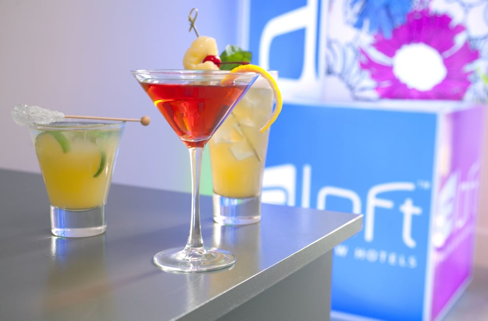 알로프트 뉴욕 브루클린(Aloft New York Brooklyn) Hotel Image 13 - Hotel Bar
