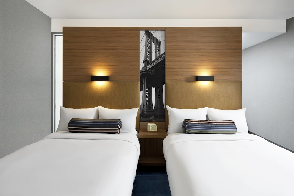 알로프트 뉴욕 브루클린(Aloft New York Brooklyn) Hotel Image 5 - Guestroom