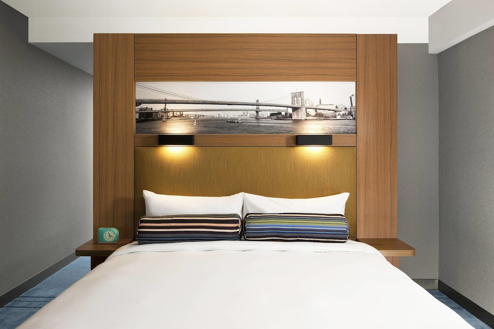 알로프트 뉴욕 브루클린(Aloft New York Brooklyn) Hotel Image 6 - Guestroom