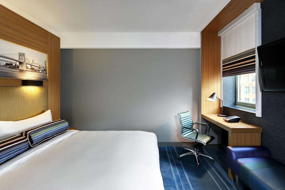 알로프트 뉴욕 브루클린(Aloft New York Brooklyn) Hotel Thumbnail Image 7 - Guestroom