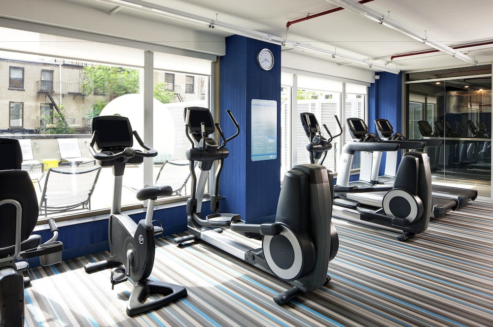 알로프트 뉴욕 브루클린(Aloft New York Brooklyn) Hotel Image 9 - Fitness Facility