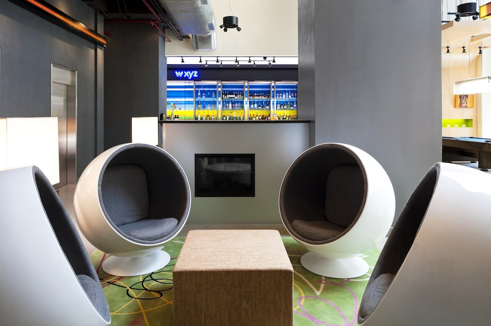 알로프트 뉴욕 브루클린(Aloft New York Brooklyn) Hotel Image 1 - Lobby