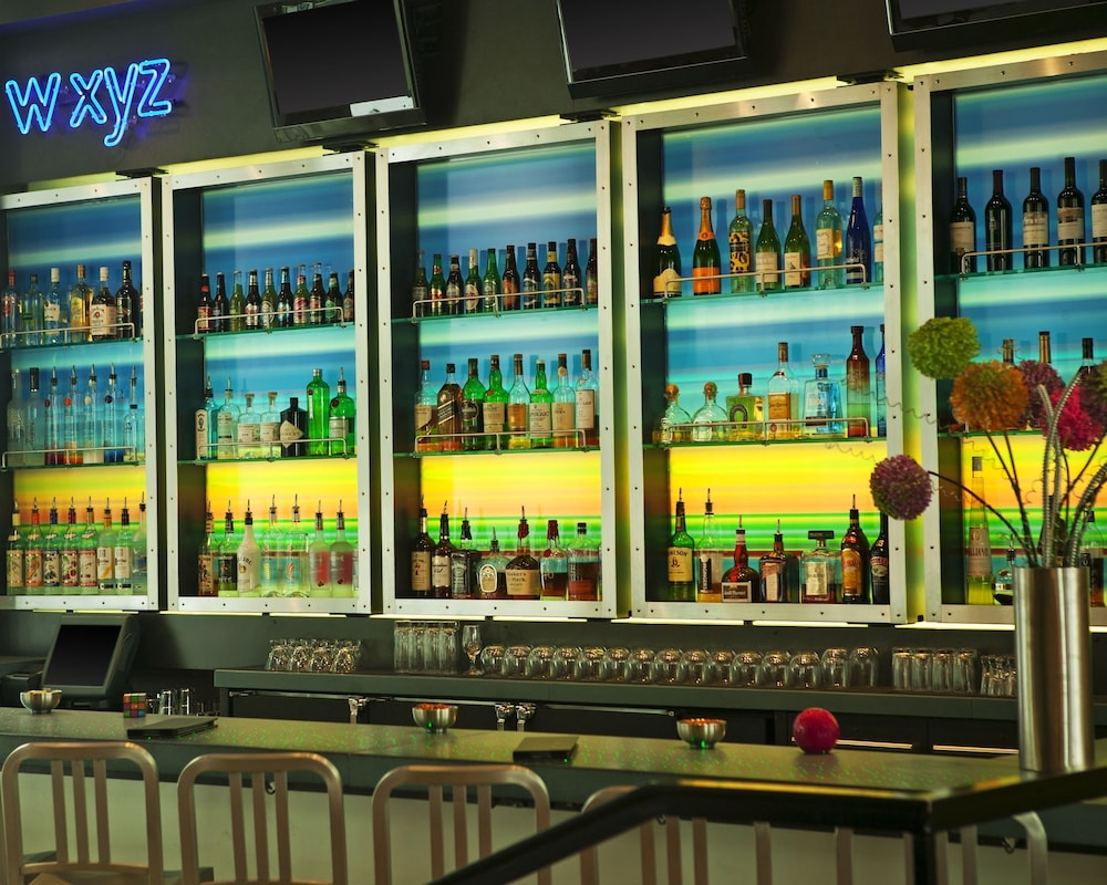 알로프트 뉴욕 브루클린(Aloft New York Brooklyn) Hotel Image 16 - Hotel Bar