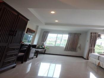 앳홈 호텔 @나나이 8(Athome Hotel @Nanai 8) Hotel Image 19 - Living Area
