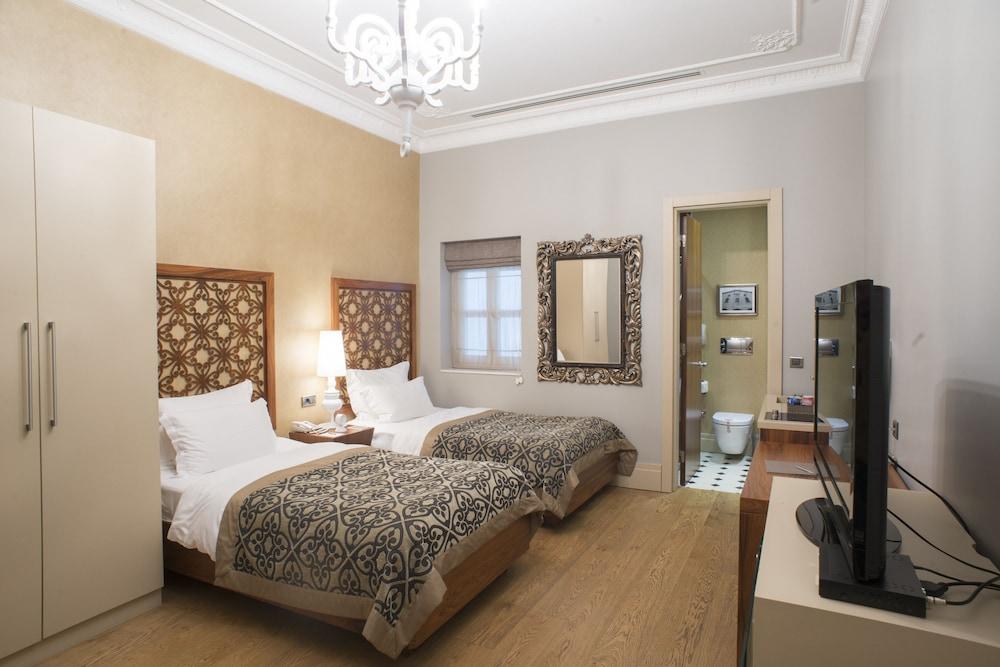 스토리스 호텔 쿰바라치(Stories Hotel Kumbaraci) Hotel Image 10 - Guestroom