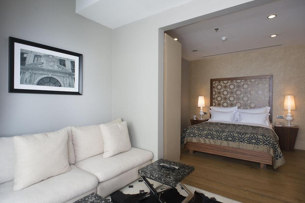 스토리스 호텔 쿰바라치(Stories Hotel Kumbaraci) Hotel Image 5 - Guestroom