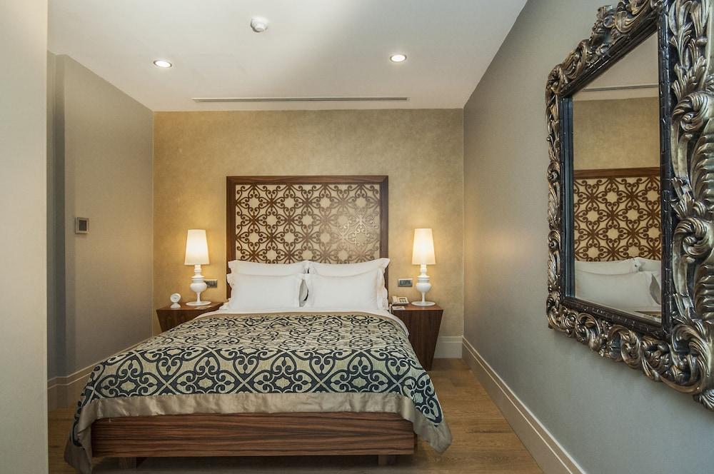 스토리스 호텔 쿰바라치(Stories Hotel Kumbaraci) Hotel Image 3 - Guestroom