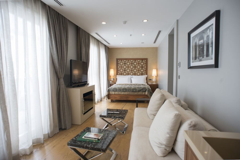스토리스 호텔 쿰바라치(Stories Hotel Kumbaraci) Hotel Image 16 - Living Area