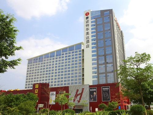 . Ramada Plaza Shenzhen North
