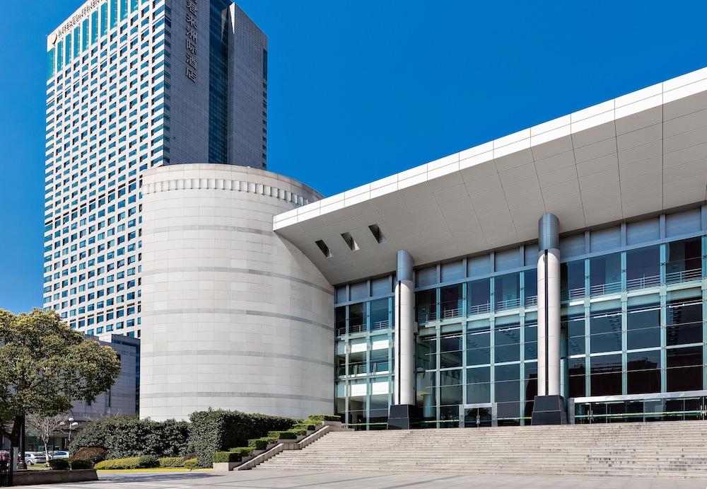 인터컨티넨탈 우시(Intercontinental Wuxi) Hotel Image 40 - Meeting Facility