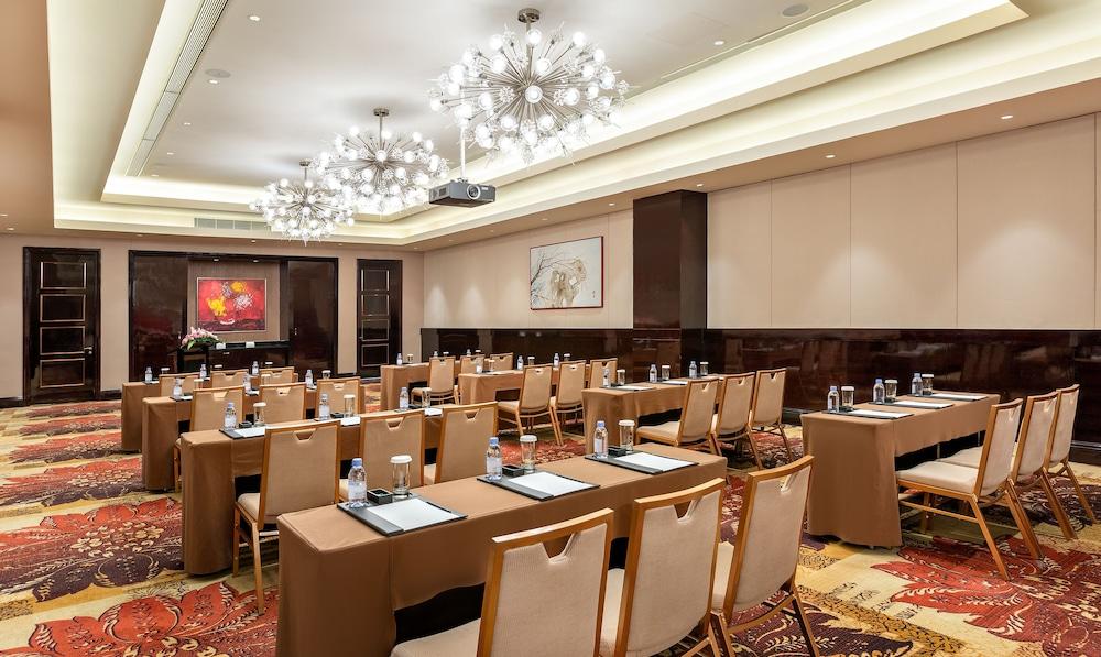 인터컨티넨탈 우시(Intercontinental Wuxi) Hotel Image 41 - Meeting Facility