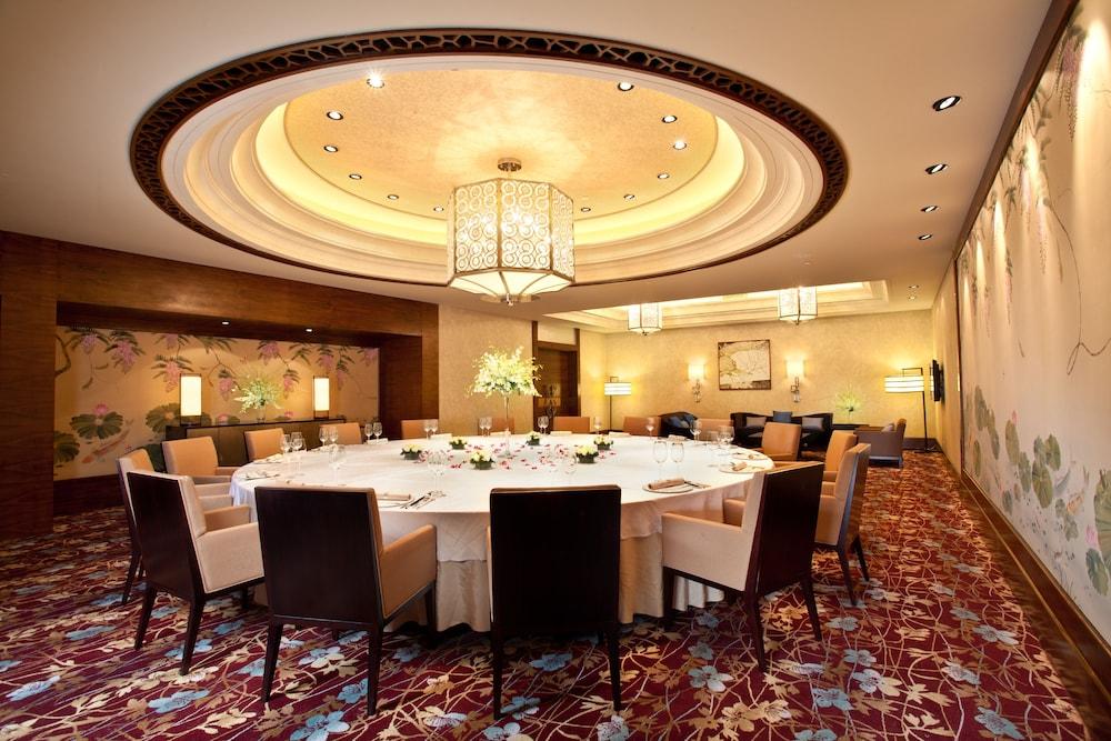 인터컨티넨탈 우시(Intercontinental Wuxi) Hotel Image 22 - Restaurant