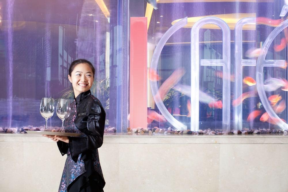 인터컨티넨탈 우시(Intercontinental Wuxi) Hotel Image 31 - Cafe