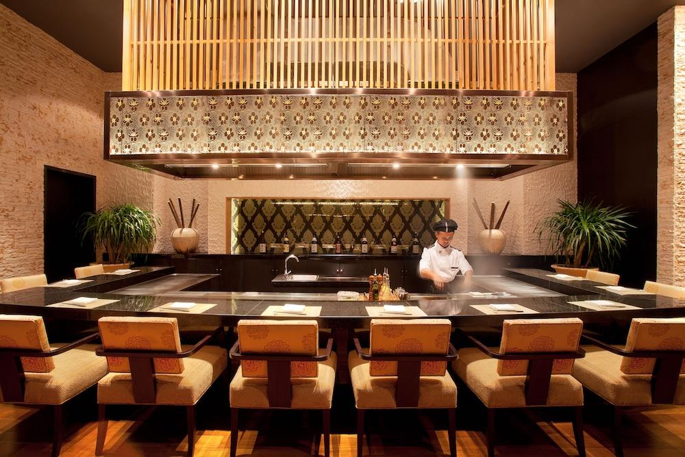 인터컨티넨탈 우시(Intercontinental Wuxi) Hotel Image 46 - Restaurant