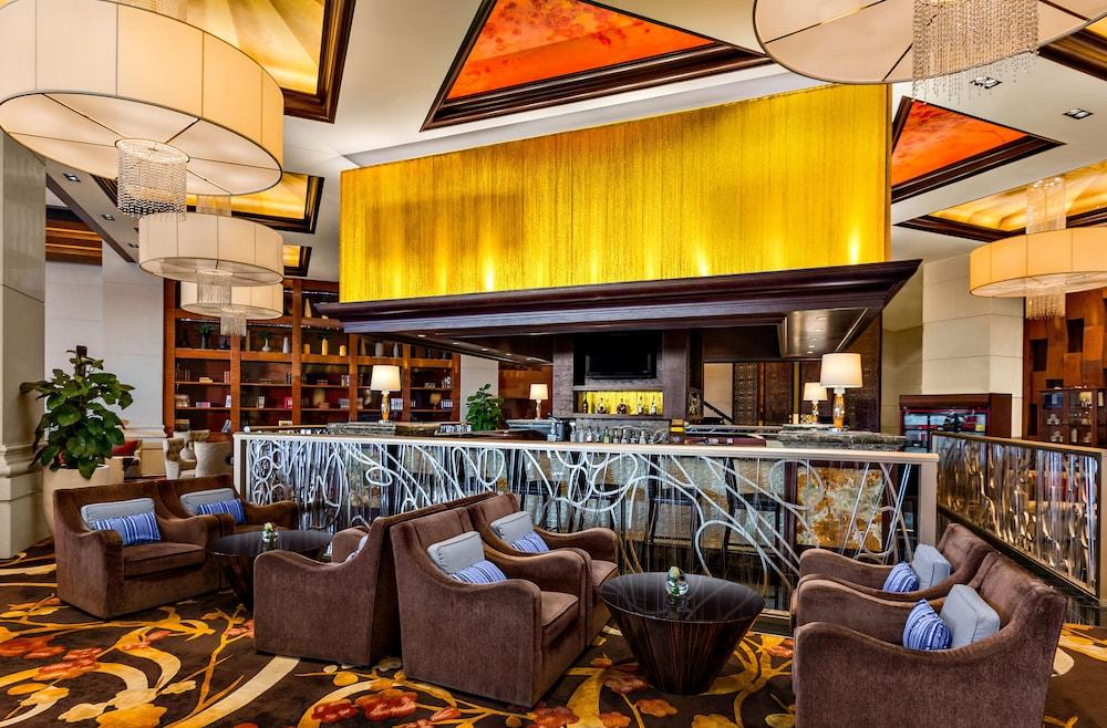 인터컨티넨탈 우시(Intercontinental Wuxi) Hotel Image 33 - Hotel Bar