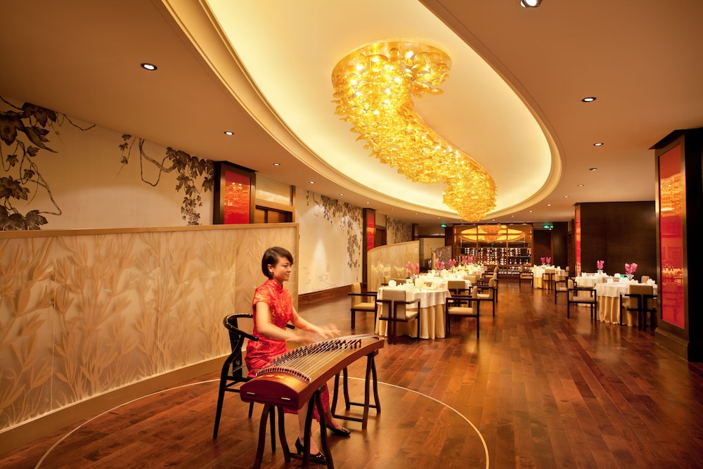 인터컨티넨탈 우시(Intercontinental Wuxi) Hotel Image 24 - Restaurant