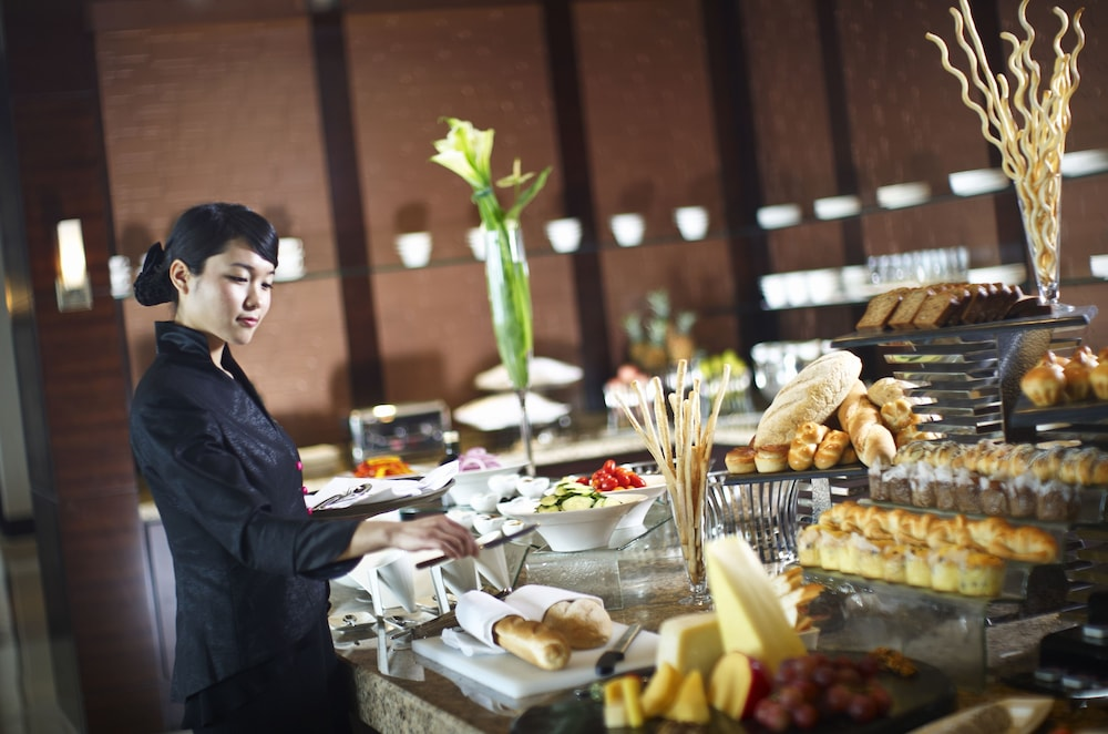 인터컨티넨탈 우시(Intercontinental Wuxi) Hotel Image 27 - Restaurant