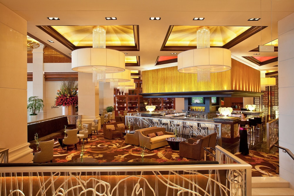 인터컨티넨탈 우시(Intercontinental Wuxi) Hotel Image 34 - Hotel Bar