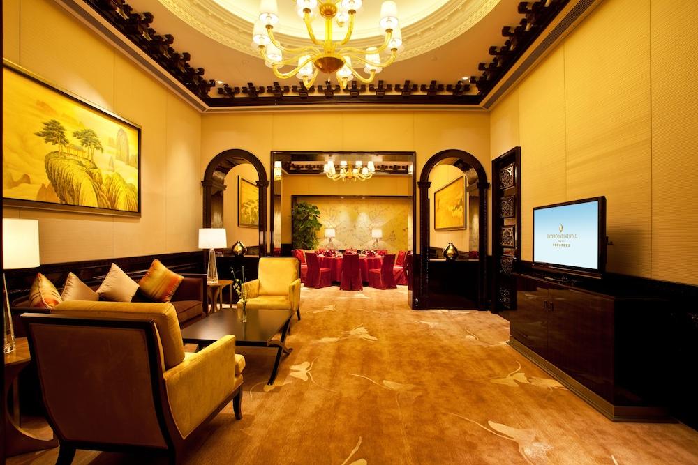 인터컨티넨탈 우시(Intercontinental Wuxi) Hotel Image 36 - Banquet Hall