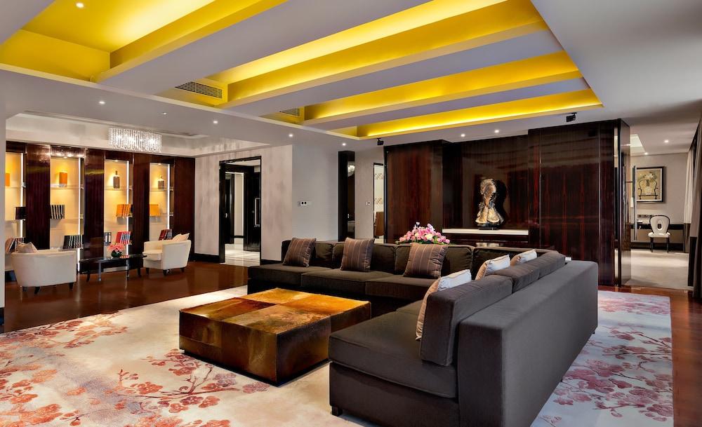 인터컨티넨탈 우시(Intercontinental Wuxi) Hotel Image 9 - Guestroom