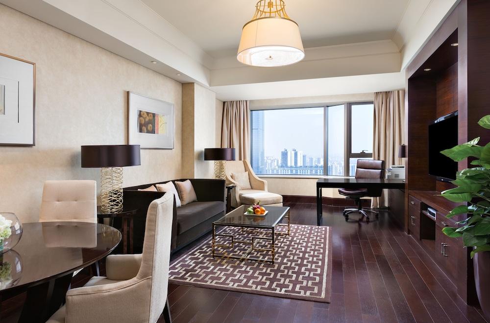 인터컨티넨탈 우시(Intercontinental Wuxi) Hotel Image 10 - Guestroom