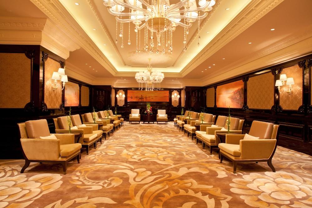 인터컨티넨탈 우시(Intercontinental Wuxi) Hotel Image 43 - Meeting Facility