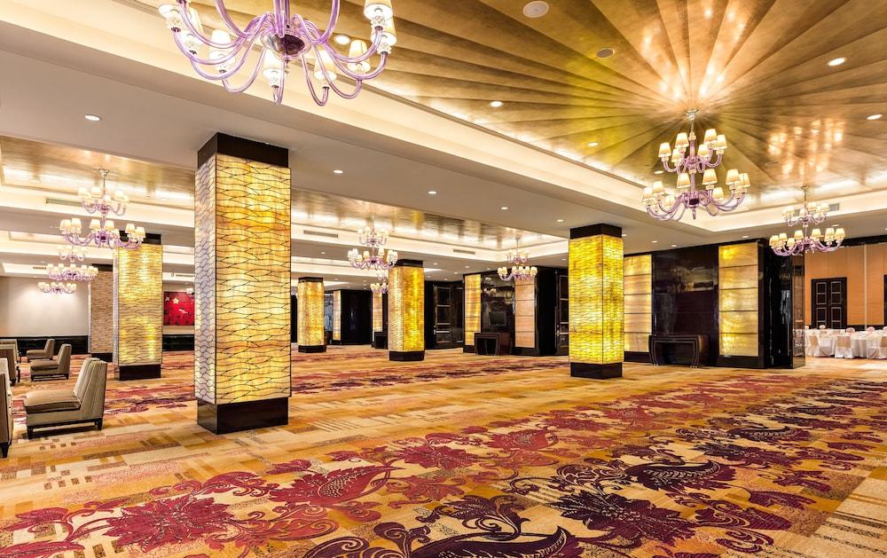 인터컨티넨탈 우시(Intercontinental Wuxi) Hotel Image 28 - Restaurant