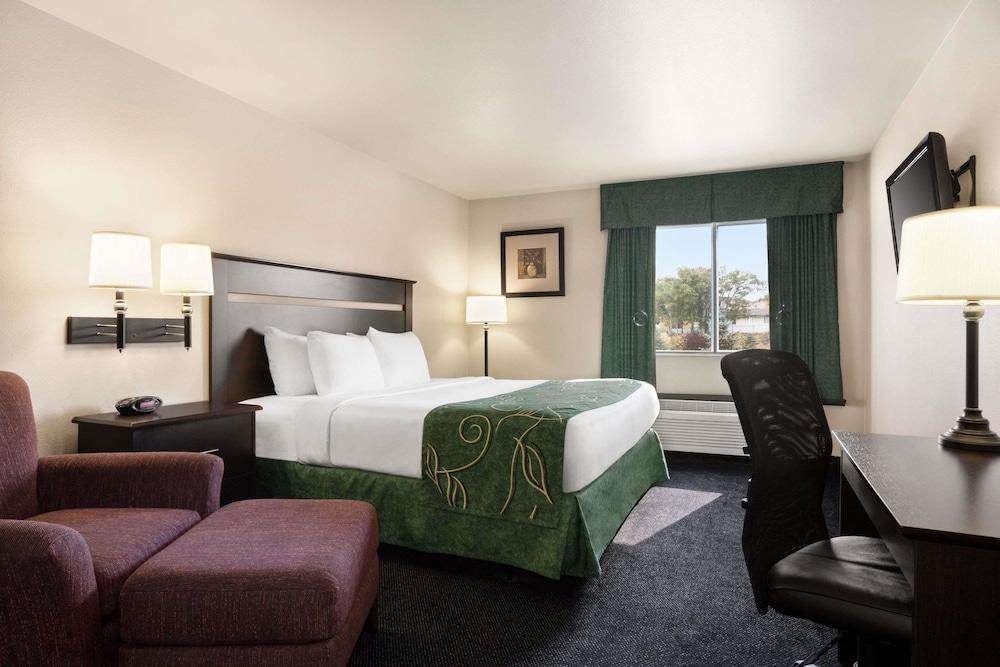 트래블로지 바이 윈덤 맥앨러스터(Travelodge by Wyndham McAlester) Hotel Image 3 - Guestroom