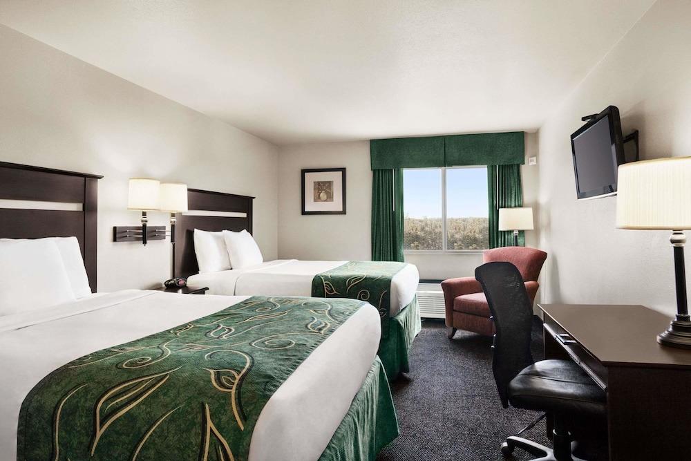 트래블로지 바이 윈덤 맥앨러스터(Travelodge by Wyndham McAlester) Hotel Image 15 - Guestroom