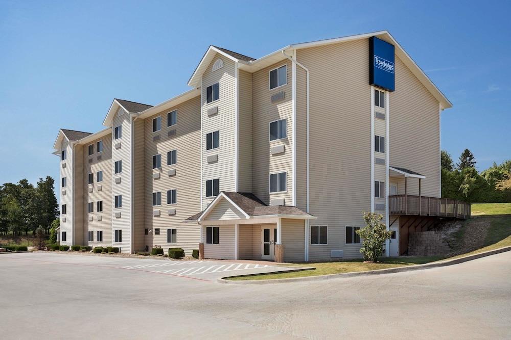 트래블로지 바이 윈덤 맥앨러스터(Travelodge by Wyndham McAlester) Hotel Image 0 - Featured Image