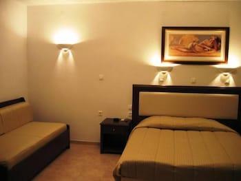 기안노우라키 빌리지 호텔(Giannoulaki Hotel) Hotel Image 6 - Guestroom