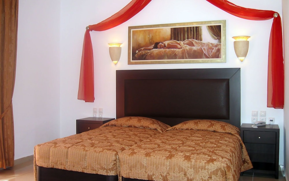 기안노우라키 빌리지 호텔(Giannoulaki Hotel) Hotel Image 10 - Guestroom