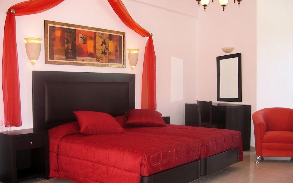 기안노우라키 빌리지 호텔(Giannoulaki Hotel) Hotel Image 11 - Guestroom