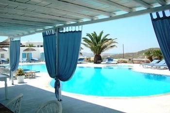 기안노우라키 빌리지 호텔(Giannoulaki Hotel) Hotel Image 44 - Outdoor Pool