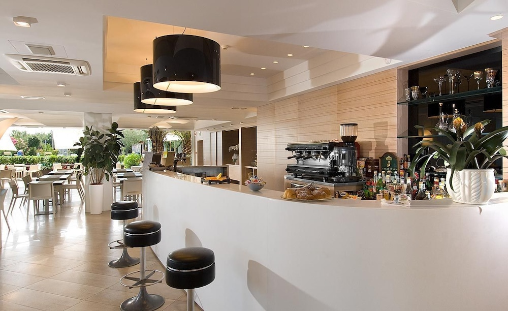 호텔 사르티(Hotel Sarti) Hotel Image 28 - Hotel Bar