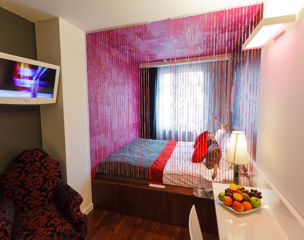 보헴 아트 호텔(Bohem Art Hotel) Hotel Image 12 - Guestroom