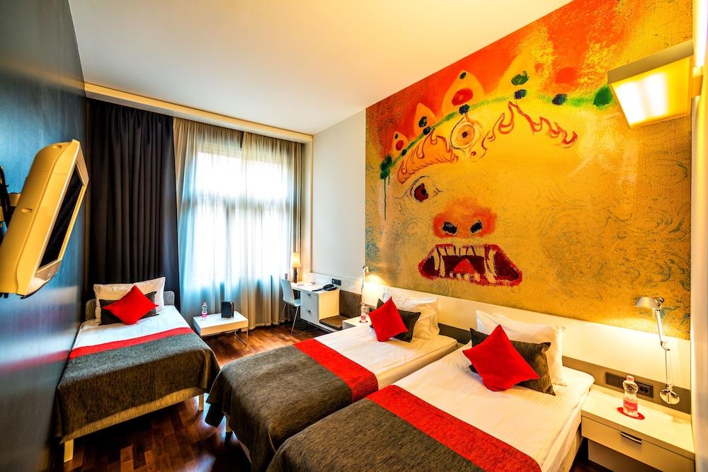 보헴 아트 호텔(Bohem Art Hotel) Hotel Image 22 - Guestroom