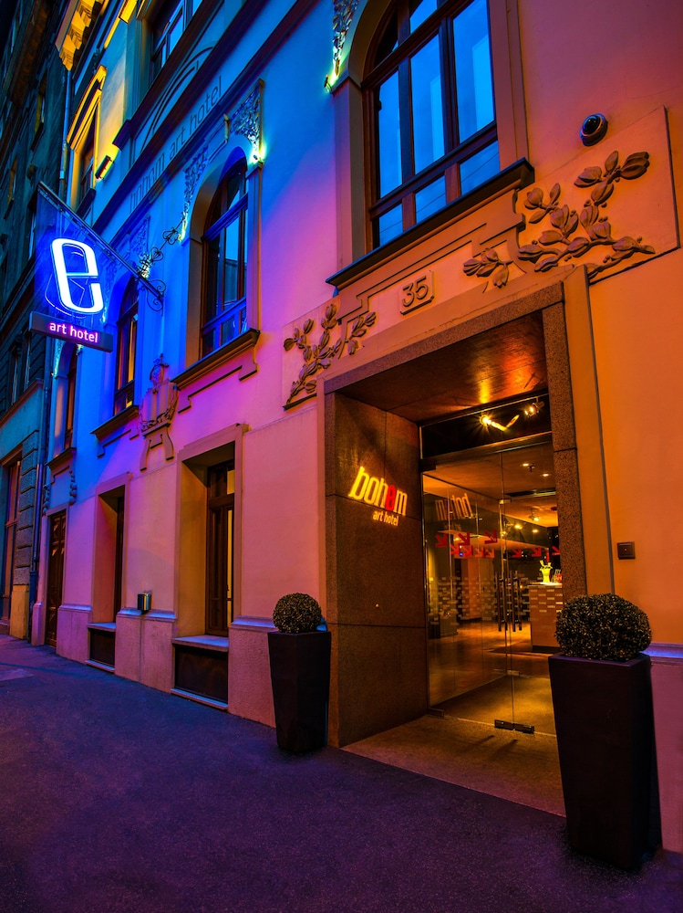 보헴 아트 호텔(Bohem Art Hotel) Hotel Image 45 - Hotel Front