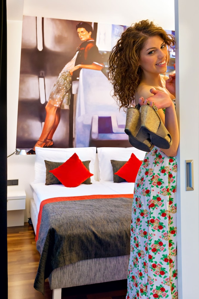 보헴 아트 호텔(Bohem Art Hotel) Hotel Image 19 - Guestroom