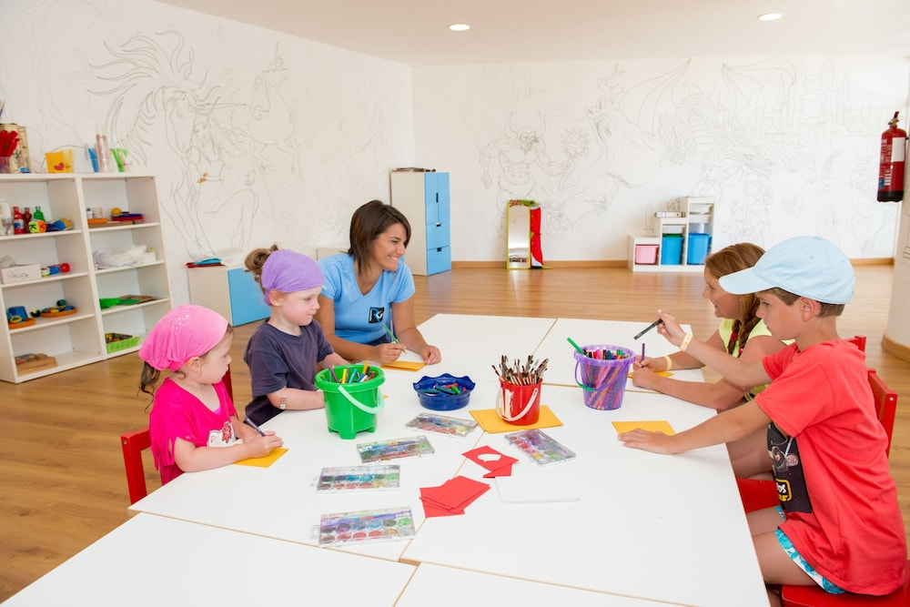 클럽 잔디아 프린세스(Club Jandía Princess) Hotel Image 35 - Childrens Play Area - Indoor
