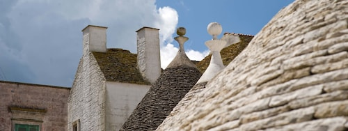 . Le Alcove Luxury Resort nei Trulli